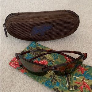 Maui Jim Banyans Polarized Sunglasses - MJ 412-10.